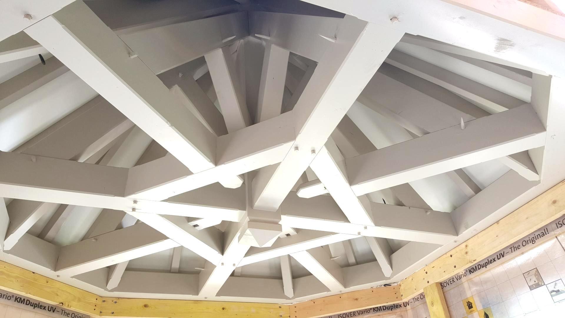 Constructeur de maison en bois fourmetot le havre for Entreprise ossature bois