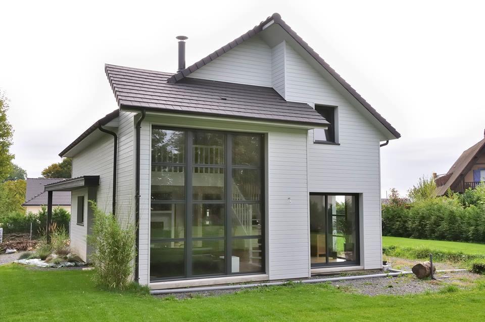 Constructeur de maison en bois fourmetot le havre for Constructeur maison rouen