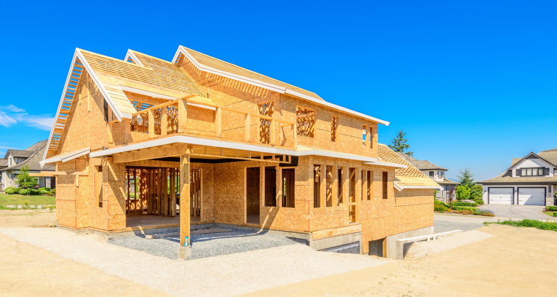 Construction de maison en bois fourmetot le havre rouen for Entreprise construction maison bois